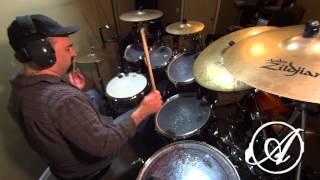 Fran Merante - Sessions with my Acoutin Custom Snare