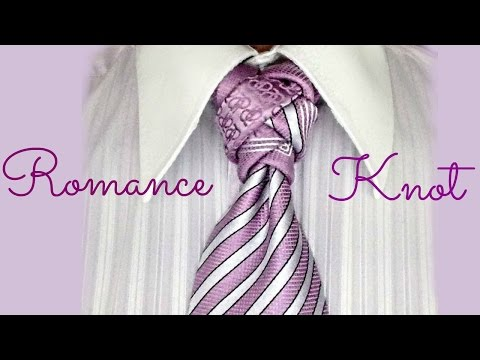 The Romance Knot: How to tie a tie Mp3