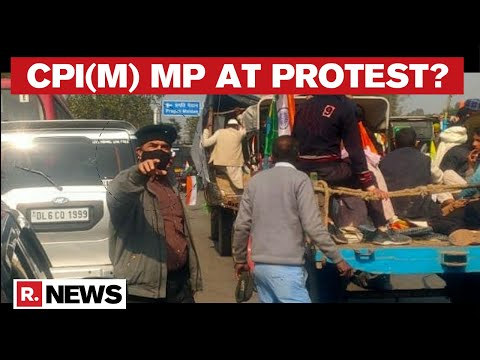 CPI(M) MP At Farmers' Tractor Rally On Republic Day? thumbnail