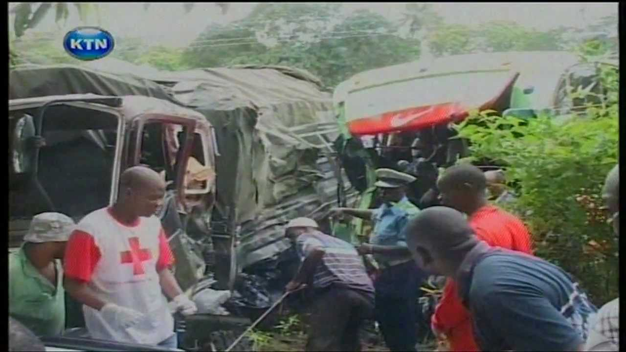 News Malindi Road Accident Claims 5 Lives YouTube