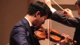 Gala Concert 2015 Woo Hyung Kim, ONB, Eivind Aadland,Tchaikovski: Concerto in D Major