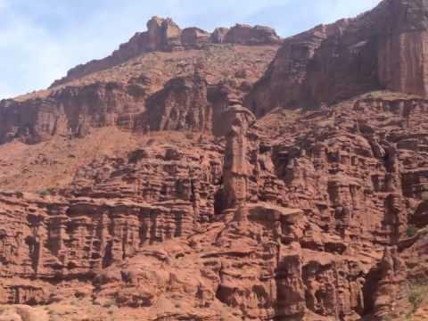 Deep Creek Canyon drive - Dotsero