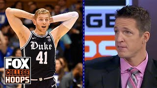 Jacobsen: Early Draft departures are to blame for lack of elite college teams | FOX COLLEGE HOOPS