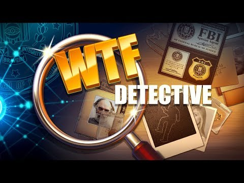 WTF Detective Is A Highly Immersive Hidden Object Game!