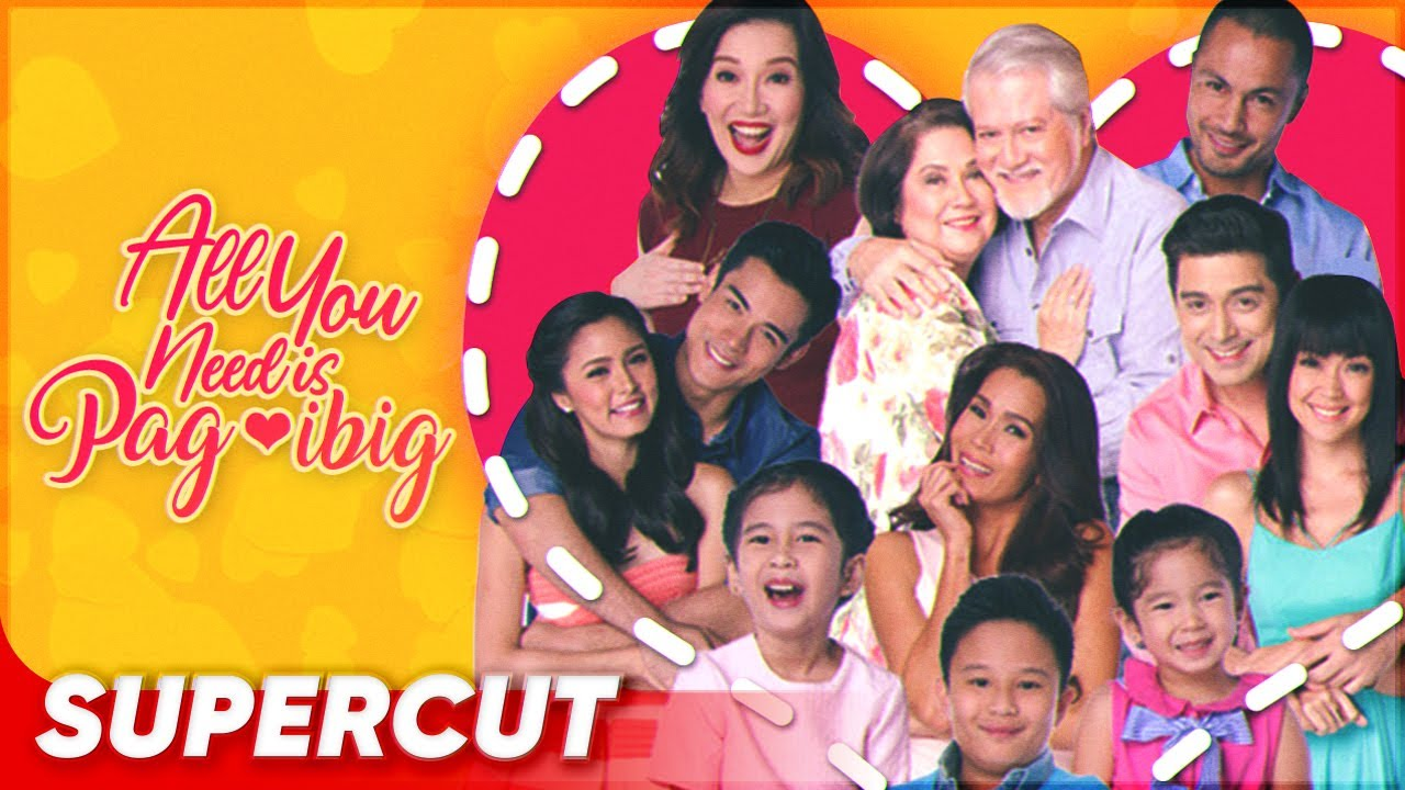 'All You Need is Pag-Ibig' | Kris Aquino, Kim Chiu, Jodi Sta. Maria | Supercut