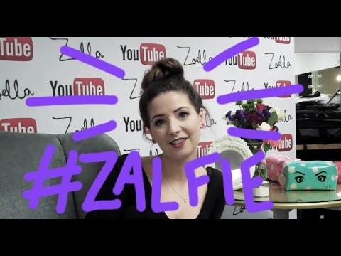 Zoella talks moving in with boyfriend Alfie Deyes