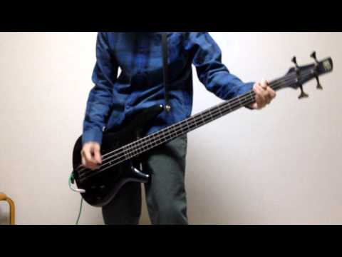 Bring Me The Horizon - The House Of Wolves [Bass Cover]