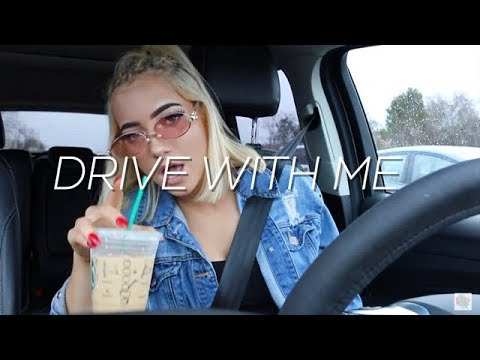 DRIVE WITH ME
