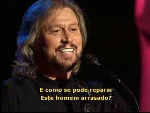Bee Gees - How Can You Mend A Broken Heart (Tradução)