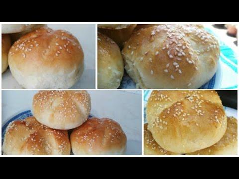 Bakina kuhinja - mekane mirisne kajzerice (Soft filled rolls)
