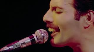 Freddie Mercury - Mama, just killed a man (live mix)