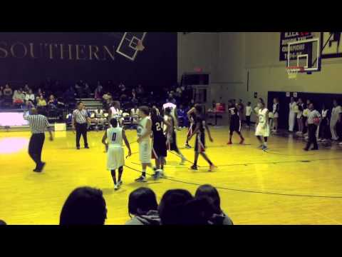 Albany Tech vs   Alabama Southern Community College PT 2