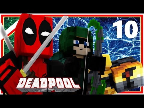 "Minecraft Deadpool #10: ""Courtroom Drama"" (Minecraft Roleplay) Season Finale"