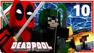 "Minecraft Deadpool #10: ""Courtroom Drama"" (Minecraft Roleplay) Season Finale"