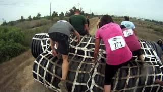 2013 Mach 1 Mud Run in Corona California