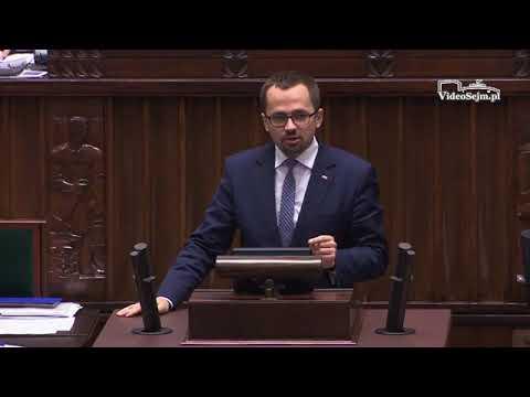 Marcin Horała – wystąpienie z 14 grudnia 2017 r.