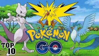 Top 10 Rarest Pokemon Go Pokemon To Catch