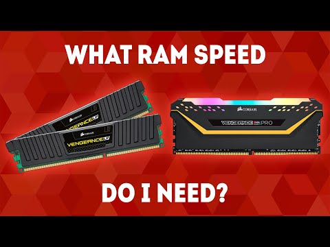What RAM Speed Do I Need? [Simple Guide]