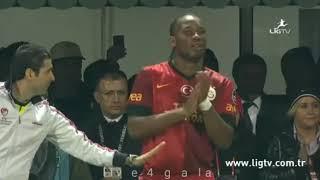 Didier Drogba ilk golu