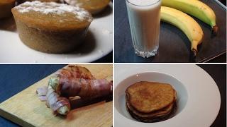 4 способа приготовить бананы