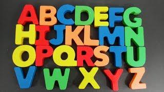 Aprendendo as Letras do Alfabeto em Português | ABC | Como Alfabetizar as Crianças