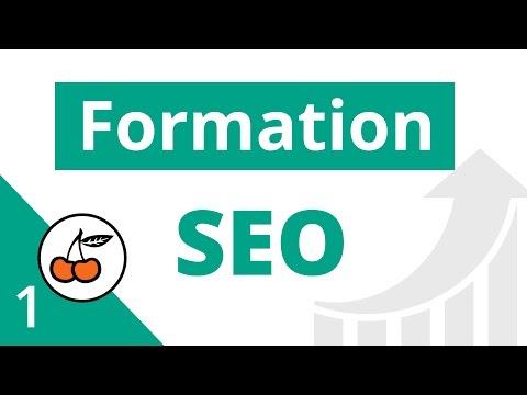 1. Formation SEO- Référencement Naturel de son Site Web [apprendre le SEO - tuto débutant FR]