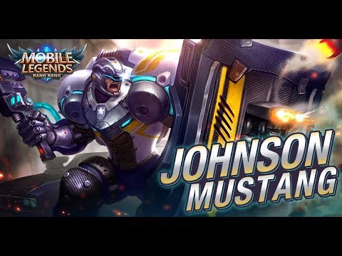 Mobile Legends Bang Bang Mustang Johnson Hero Remake First Look