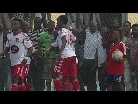 GHANA PREMIER LEAGUE: WAFA 3 - 0 HEARTS