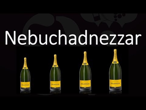 wine article What is a Nebuchadnezzar Guide to LargeFormat Wine Bottle Sizes