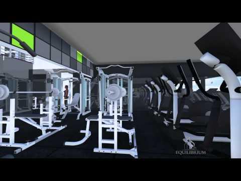 Spectrum Fitness Center Costa Rica