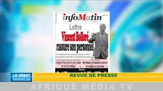 DEBAT PANAFRICAIN DU 06 MAI 2018 PARTIE 1