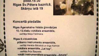 Ziemassvētku ieskaņas koncerts SVĒTKU PRIEKAM 17.12.2013 - 00697