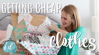 $10 Clothing Haul