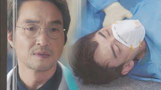 유연석, 폐쇄된 응급실에서 혼절 《Dr. Romantic》 낭만닥터 EP13