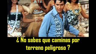ELVIS PRESLEY - Stop, where you are  ( con subtitulos en español ) BEST SOUND