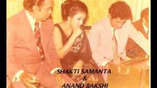 "Anand Bakshi Playback Singing BALIKA BADHU (1976) song ""Jagat Musafir Khana"""