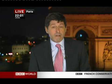 BBC World News Special - France Election Coverage Opening, Final (2007)
