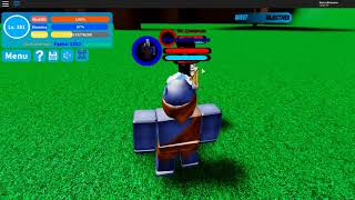 BUG NOW WHEN DOING THIS ALL WILL PICK UP LEVEL 1000 + NO BOKU IN ROBLOX @@