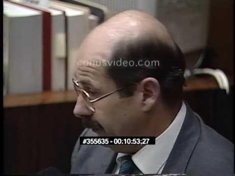 OJ Simpson Trial - February 22nd, 1995 - Part 5 (Last part)