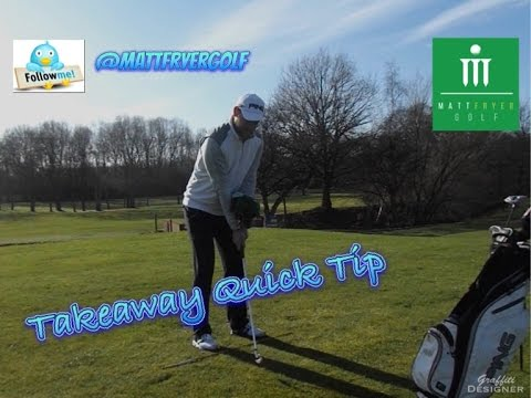 QUICK TIP FOR STARTING THE TAKEAWAY