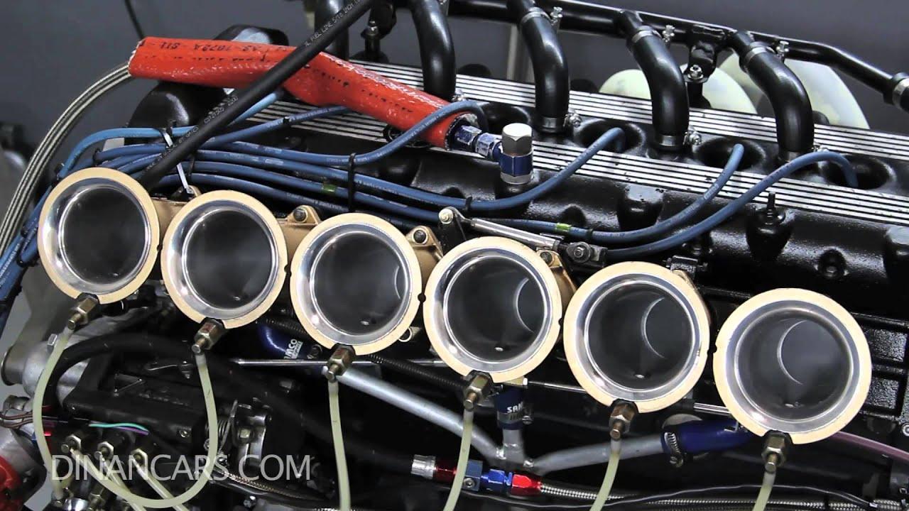 Bmw M49 3 5l Engine Dyno Dinan Rebuild Youtube