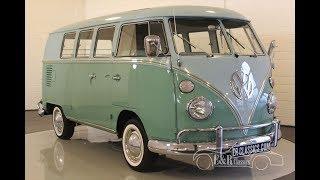 Volkswagen T1 Kombi 1966 -VIDEO- www.ERclassics.com