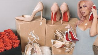 MY DESIGNER SHOE COLLECTION FT. Jimmy Choo, Christian Louboutin, Givenchy + more!
