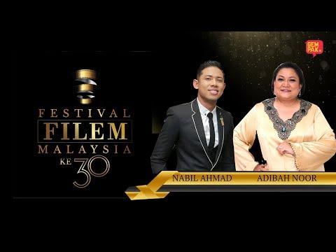 VIDEO: Festival Filem Malaysia 30 Live +