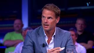 Hélène plaagt Frank de Boer met Ajax-grapje