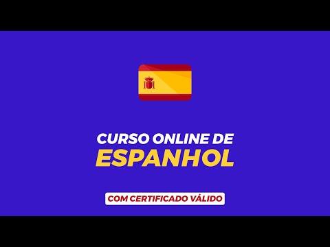 Curso de espanhol lição 7 para iniciantes HD from YouTube · Duration:  6 minutes 34 seconds