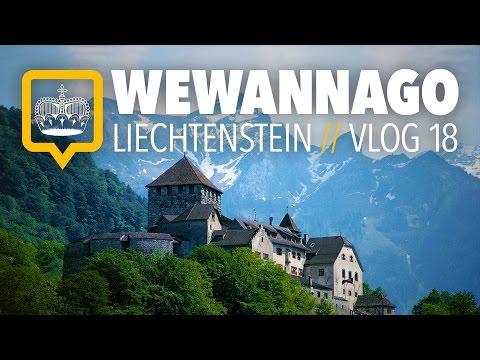 Liechtenstein: Driving to Vaduz and exploring the city  // Round the World Travel // WeWannaGo TV