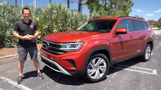 Is the NEW 2021 VW Atlas 2.0T 4Motion the SUV to buy than a Telluride?