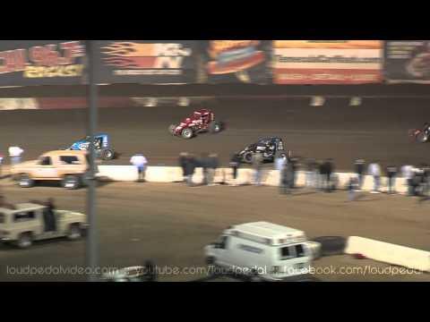 Perris Auto Speedway 4-28-12 :: USAC/CRA Sprint Cars