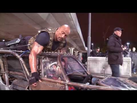 Fast And Furious 6  Behind The Scenes 2